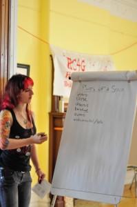 Kristen songwriting workshop